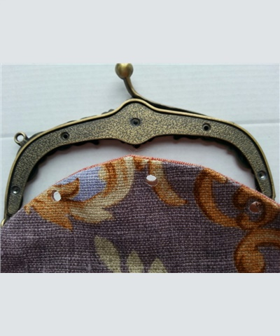 Metal Purse Frame